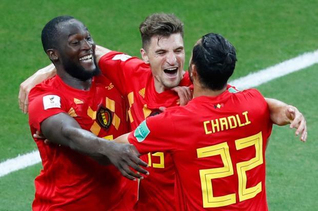 """Zé Alberto Andrade: """"Será que a atual seleção belga é tudo isso?"""" Jack Guez / AFP/AFP"""