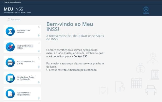 Mais serviços do INSS pela internet: veja quais são e como consultar /