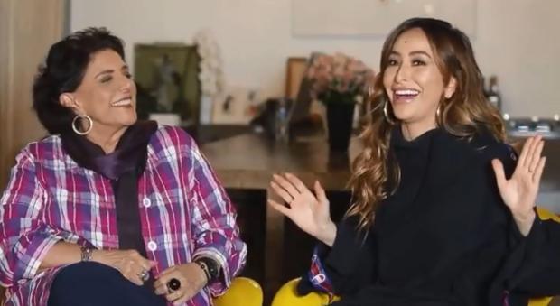 """Leda Nagle garante a Sabrina Sato: """"Vou ser uma vovó babona"""" Youtube / Reprodução/Reprodução"""