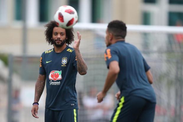 """Guerrinha: """"Brasil é favorito, mas precisa evitar a soberba"""" Lucas Figueiredo/CBF/Divulgação"""