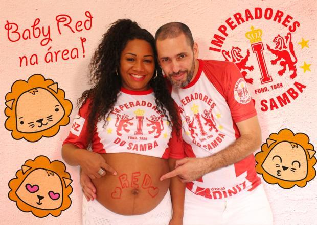 Após cirurgia em bebê ainda no útero, casal de Canoas busca conclusão de tratamento Arquivo Pessoal / Arquivo Pessoal/Arquivo Pessoal