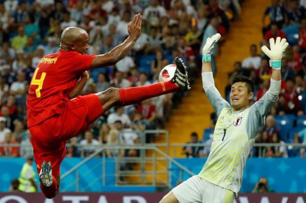 """Cacalo: """"Em futebol, prever o futuro é receita para desastre"""" Odd Andersen/AFP"""