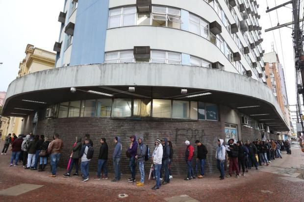 Conheça as histórias de sete pessoas na busca por trabalho Fernando Gomes/Agencia RBS