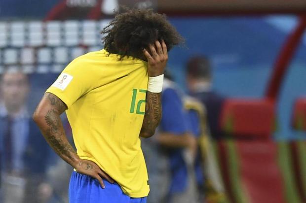 Cacalo: Por que o Brasil foi eliminado, parte 1 Jewel SAMAD/AFP