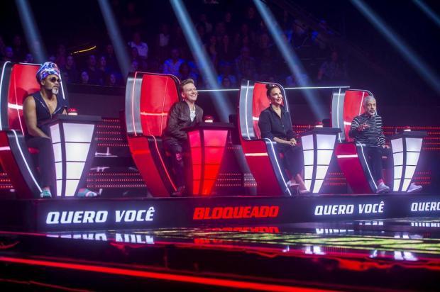 """Com retorno de Ivete Sangalo, """"The Voice Brasil"""" estreia nova temporada no dia 17 Raquel Cunha/TV Globo/Divulgação"""