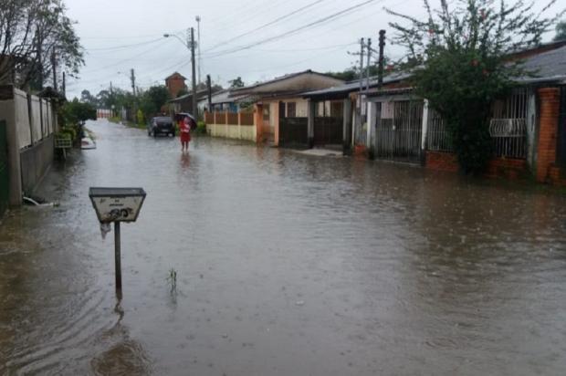 Alagamentos constantes preocupam moradores de rua na Restinga, em Porto Alegre Arquivo Pessoal / Leitor/DG/Leitor/DG