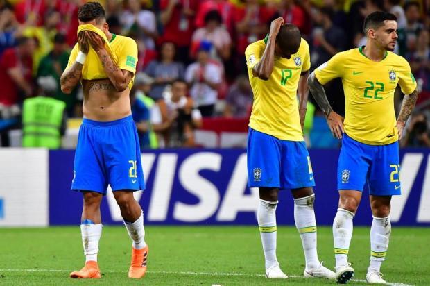Cacalo: Por que o Brasil foi eliminado, parte 2 Luis Acosta/AFP