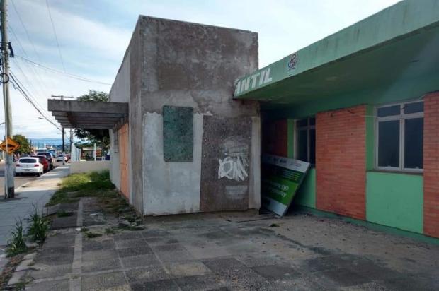 Abandono de antigo Posto Materno Infantil causa insegurança para moradores de Capão de Canoa Arquivo Pessoal / Leitor/DG/Leitor/DG