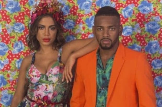 Anitta defende Nego do Borel após críticas ao clipe do funkeiro Reprodução / Instagram/Instagram