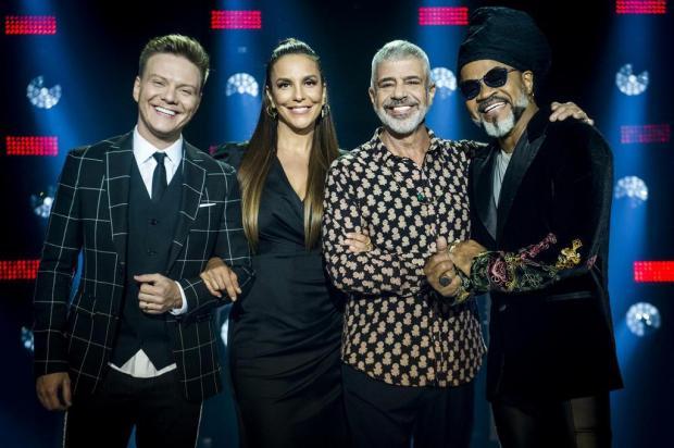 """""""The Voice Brasil"""" chega à sétima edição e passa a ser exibido às terças e quintas Raquel Cunha/TV Globo/Divulgação"""