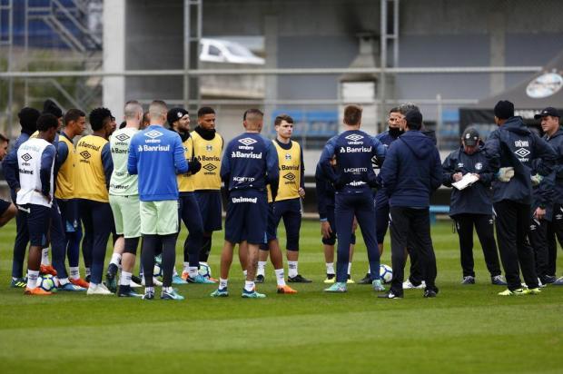 "Luciano Périco: ""Sequência de jogos será peleada para o Tricolor"" Robinson Estrásulas/Agencia RBS"