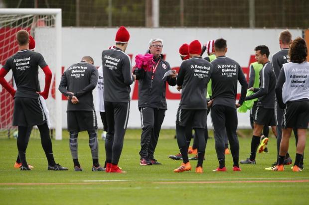 """Lelê Bortholacci: """"Os três pontos são obrigatórios"""" Félix Zucco/Agencia RBS"""