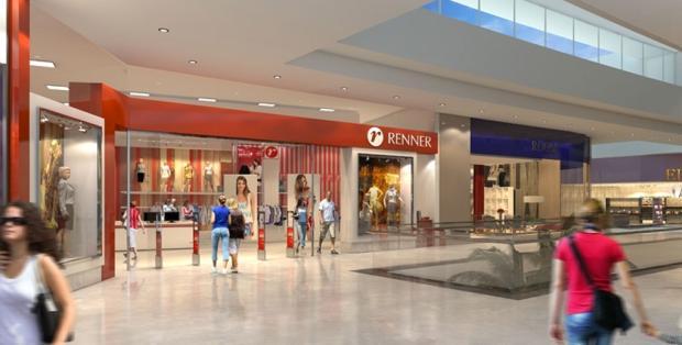 Lojas Renner oferece 23 vagas de emprego em shopping do RS: veja como se candidatar Reprodução site Passo Fundo Shopping/