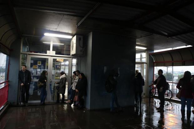 Trensurb reconhece que falha de comunicação impediu plano para atender usuários Fernando Gomes/Agencia RBS