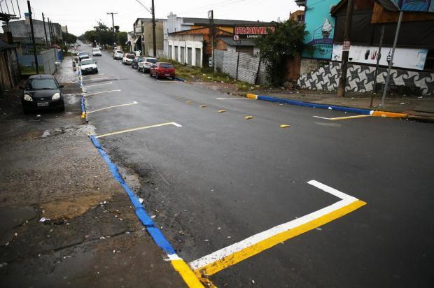 Alvorada terá estacionamento rotativo em setembro: comerciantes discordam da medida Félix Zucco/Agencia RBS