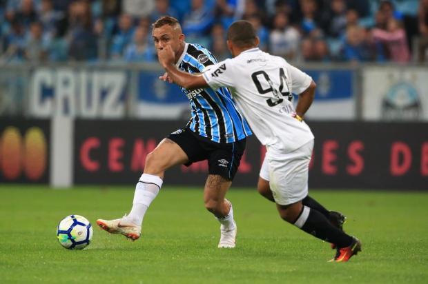 """Guerrinha: """"Grêmio e Atlético-MG se enfrentam proibidos de fracassar"""" Jefferson Botega/Agencia RBS"""