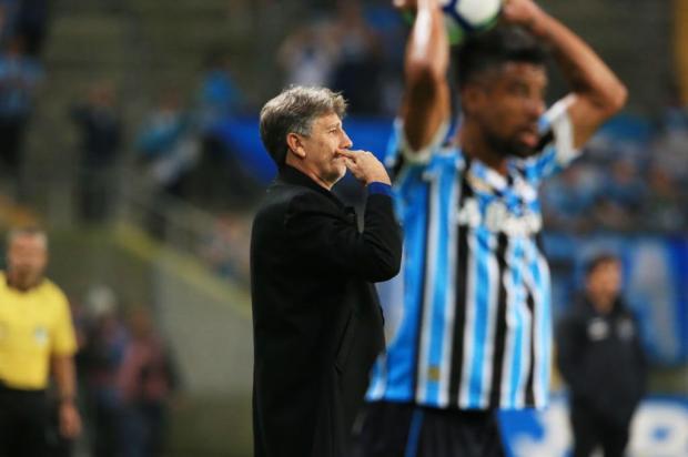 """Guerrinha: """"É jogo para o Grêmio somar pontos"""" Jefferson Botega/Agencia RBS"""