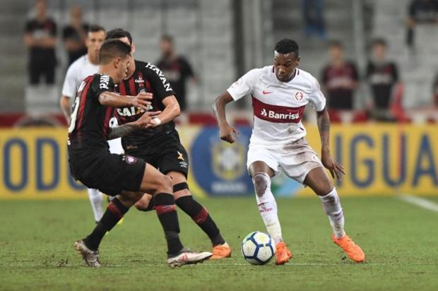 """Luciano Périco: """"Inter deixou dois pontos importantes pelo caminho"""" Ricardo Duarte/Internacional/Divulgação"""