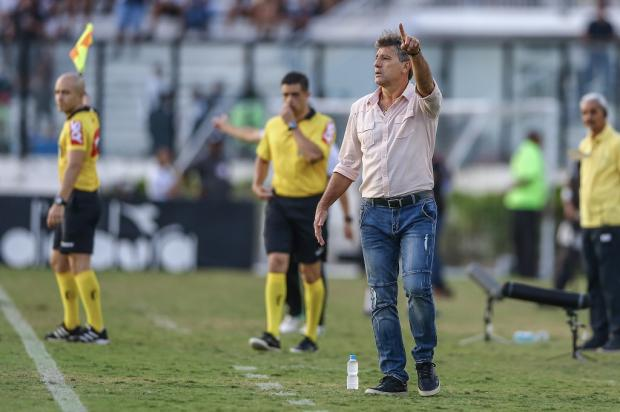"Cacalo: ""Renato comete erros como todo mundo"" LUCAS UEBEL / GR¿?MIO FBPA/GR¿?MIO FBPA"