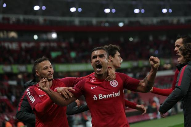 "Lelê Bortholacci: ""Inter foi aprovado no teste"" André Ávila/Agencia RBS"