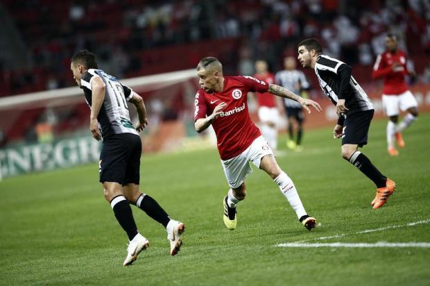 """Luciano Périco: """"Não dá pra discutir a titularidade de D'Alessandro no Inter"""" André Ávila/Agencia RBS"""