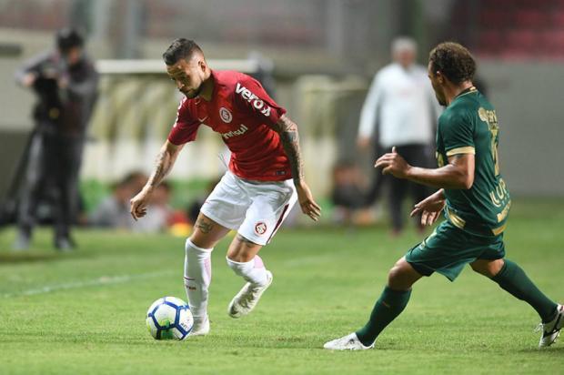 """Lelê Bortholacci: """"Inter sucumbiu à falta de um articulador"""" Ricardo Duarte / Inter, Divulgação/Inter, Divulgação"""