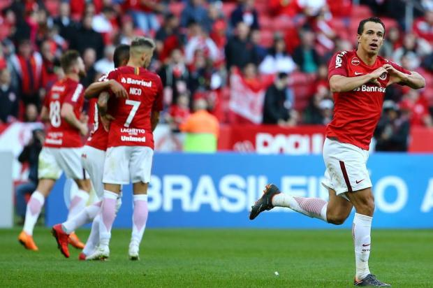 "Luciano Périco: ""Superioridade colorada na partida poderia ter ido além do 3 a 0"" Lauro Alves/Agencia RBS"
