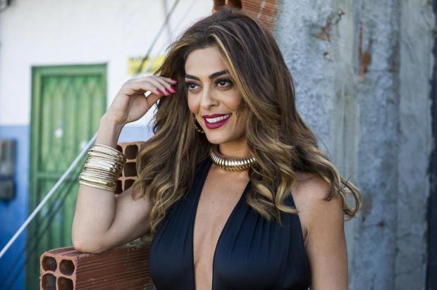 """Juliana Paes se afasta da TV para cuidar da voz: """"Como Bibi, eu gritava muito"""" TV Globo/Divulgação"""