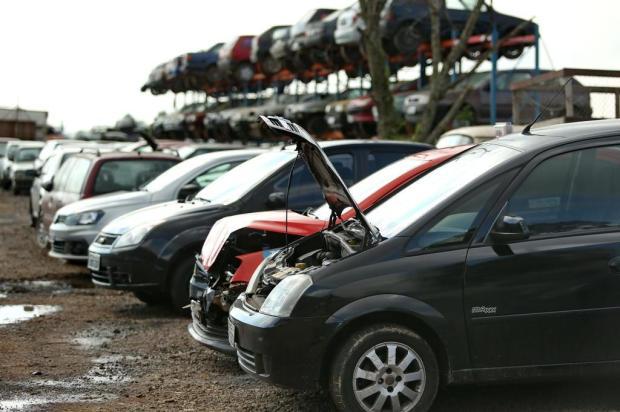 Roubos de veículos aumentam 2,9% na Capital Fernando Gomes/Agencia RBS