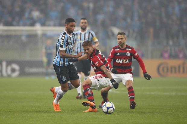 """Guerrinha: """"Mais uma vez, deve ocorrer um bom duelo entre Grêmio e Flamengo"""" André Ávila/Agencia RBS"""