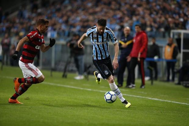 """Guerrinha: """"Segue tudo em aberto entre Grêmio e Flamengo"""" André Ávila/Agencia RBS"""