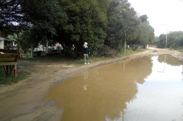 Buracos e alagamentos nas vias desafiam moradores da zona rural de Viamão Arquivo Pessoal / Leitor/DG/Leitor/DG
