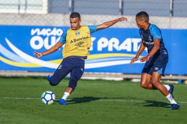 """Luciano Périco: """"Não há motivos para o Grêmio colocar a time principal no Brasileirão"""" Lucas Uebel / Grêmio, Divulgação/Grêmio, Divulgação"""
