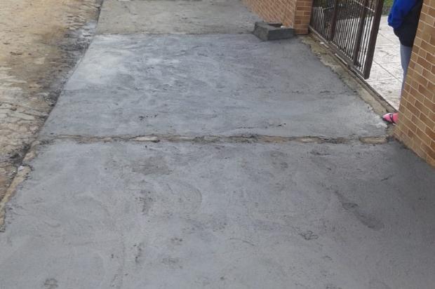 Rede de esgoto pluvial é consertada depois de três anos, em Alvorada Arquivo Pessoal / Leitor/DG/Leitor/DG