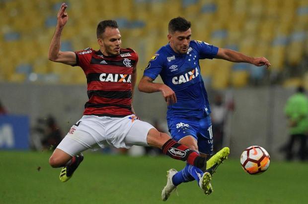 """Luciano Périco: """"Derrota do Flamengo contra o Cruzeiro pode interferir no duelo contra o Grêmio?"""" Carl de Souza/AFP"""