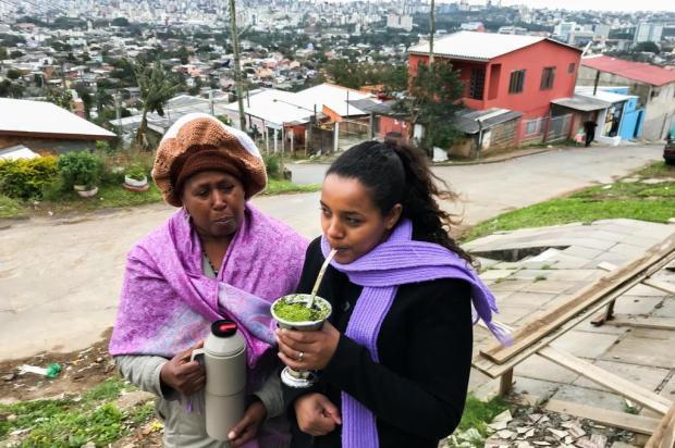 Morro da Polícia e Glória registram as temperaturas mais baixas da Capital nesta sexta-feira Andréa Graiz/Agencia RBS