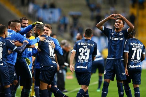 """Guerrinha: """"Reservas do Grêmio têm boa chance para mostrar que podem dar conta do recado"""" Lauro Alves/Agencia RBS"""