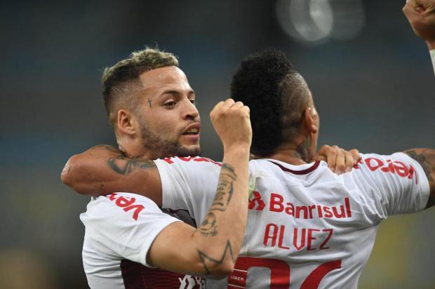 """Lelê Bortholacci:""""Quem quer ser campeão brasileiro tem que encarar todos os jogos como uma decisão"""" Ricardo Duarte/Inter"""