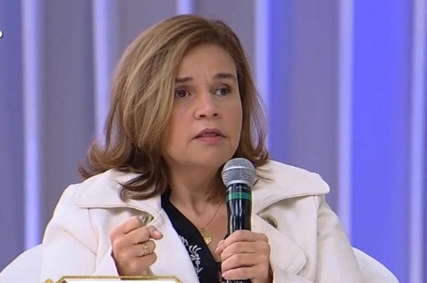 Claudia Rodrigues é internada em clínica no Rio de Janeiro Rede TV!/Reprodução