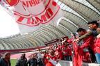 """Lelê Bortholacci:""""Precisamos tomar cuidado para que a euforia não entre no vestiário"""" Fernando Gomes/Agencia RBS"""