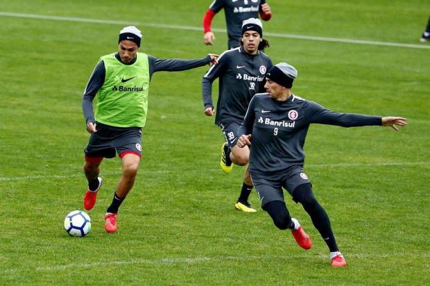 """Lelê Bortholacci: """"Inter ainda pode melhorar em alguns aspectos"""" Robinson Estrásulas/Agencia RBS"""