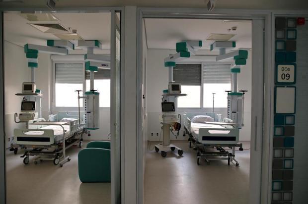 Novo gestor do Hospital da Restinga anuncia data de abertura da UTI e do bloco cirúrgico Fernando Gomes/Agencia RBS