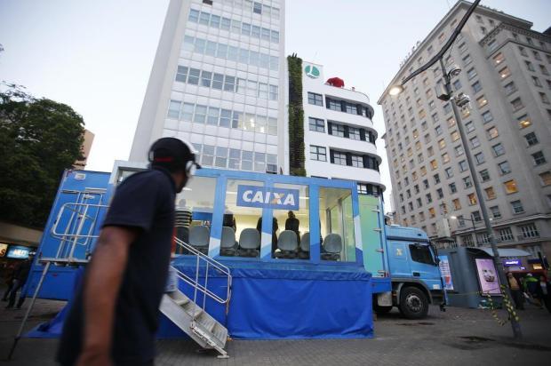 Caixa faz campanha de renegociação de dívidas Félix Zucco/Agencia RBS