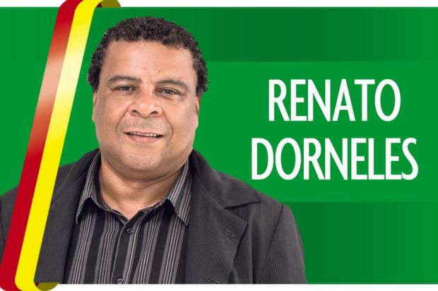 """Renato Dornelles: """"Sandro Ferraz está de volta ao Carnaval de Porto Alegre"""" Arte/Diário Gaúcho"""