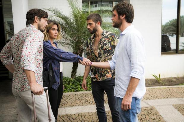 """Michele Vaz Pradella: """"Tempo nublado em 'Segundo Sol'"""" João Miguel Júnior/TV Globo/Divulgação"""