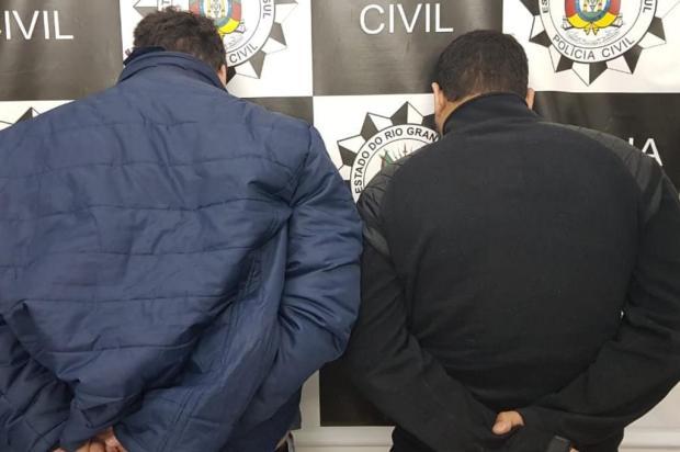 Casas de papel: presos mais dois suspeitos de lesar clientes de construtora Polícia Civil/Agencia RBS