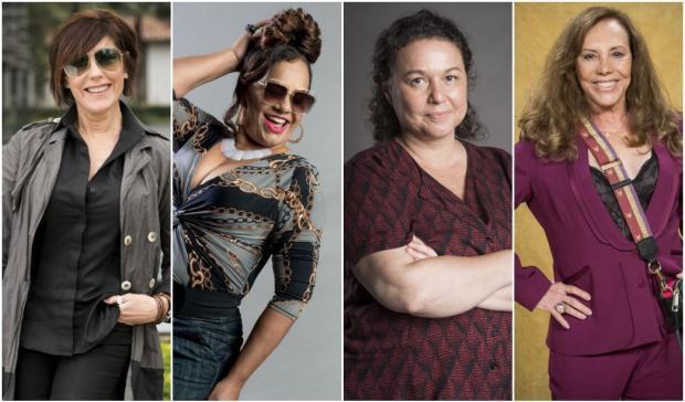 Veja quem são os mulherões das novelas que dão um chega pra lá no machismo TV Globo / Divulgação/Divulgação