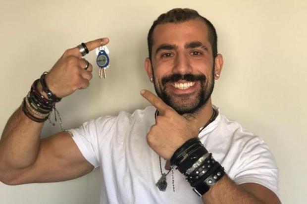Ex-BBB Kaysar anuncia que sua família está vindo para o Brasil Instagram/Reprodução