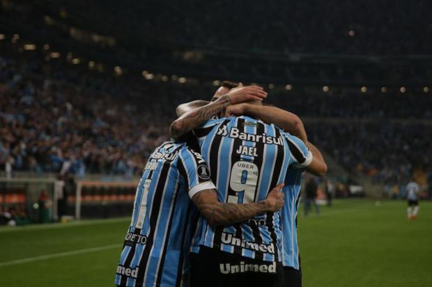 """Cacalo: """"Grêmio deu uma demonstração de qualidade, de raça e de vontade de vencer"""" André Ávila/Agencia RBS"""