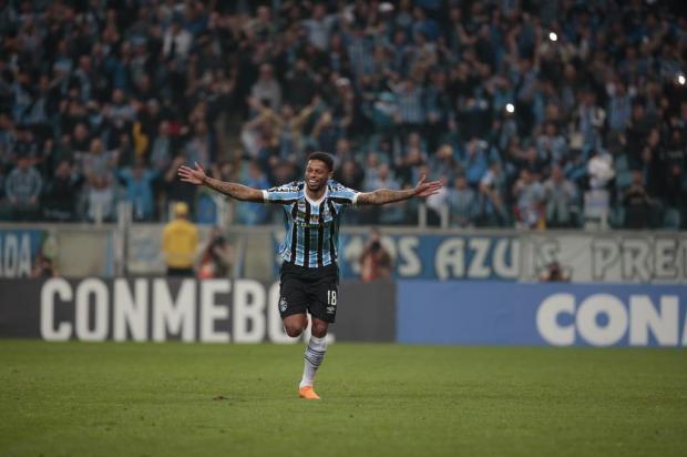 """Guerrinha: """"Tricolor foi efetivo nos pênaltis e garantiu a vaga nas quartas de final da Libertadores"""" André Ávila/Agencia RBS"""
